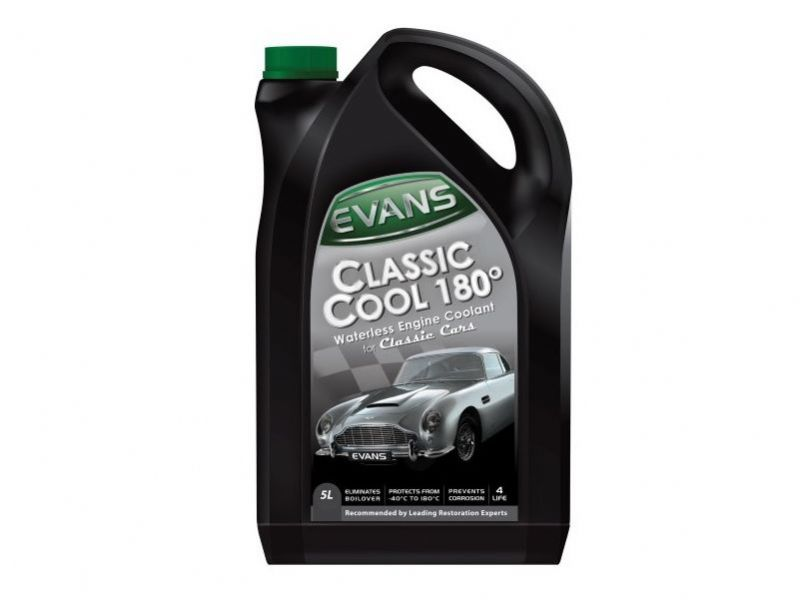 Ford Sierra Sapphire Cosworth 4wd EVANS Waterless Coolant Classic Cool 180°C 5litres EVCC1805L